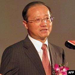 中国国家旅游局局长邵琪伟