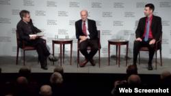 Семинар в Вашингтонском совете по международным отношениям (Council for Foreign Relations)