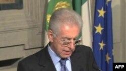 Tân Thủ tướng Ý Mario Monti