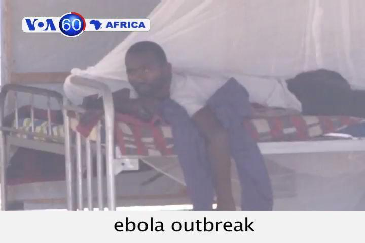 At least three dead and several others seriously ill in ebola outbreak in Uganda.