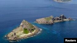 VOA连线(小玉):安倍发话:不要误判我们保卫岛屿的决心