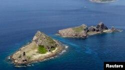 Sporna ostrva u Istočnim kineskom moru