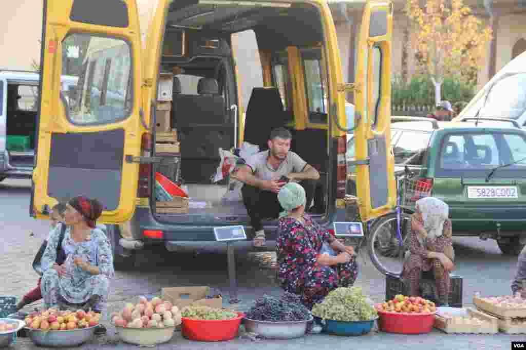 Bazar/Tajikistan