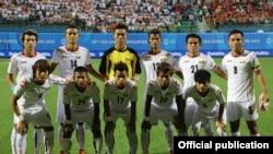 ျမန္မာ ယူ-၂၃ ေဘာလံုးအသင္း။ သတင္း ဓာတ္ပံု-Myanmar Football Federation