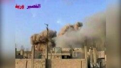 Syrian Rebels Suffer Setbacks From Fighting in Town Near Lebanon Border