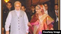 Modi & Hasina