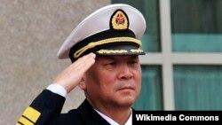 Đô đốc Ngô Thắng Lợi, Tư lệnh hải quân Trung Quốc.