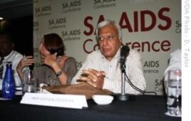 "Eminent South African HIV/AIDS researcher, Professor Hoosen Coovadia, says many of the tens of thousands of HIV-positive babies born in the country every year are dying.... and the deaths are ""completely preventable."""