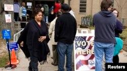 День выборов в США (архивное фото)
