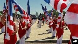 День независимости в Вашингтоне. Архивное фото.