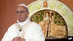 Papa Francis.