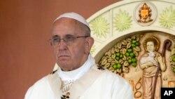 Paus Fransiskus (Foto:dok/AP Photo/Alessandra Tarantino)