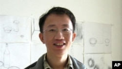 北京維權人士胡佳 (資料照片)
