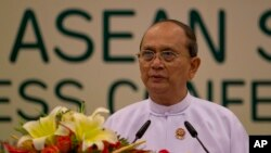 Trước khi trở thành người ghi công dân chủ cho Myanmar, Thein Sein từng là một đại tướng quân đội.