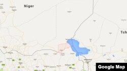 La région de Diffa, au Niger