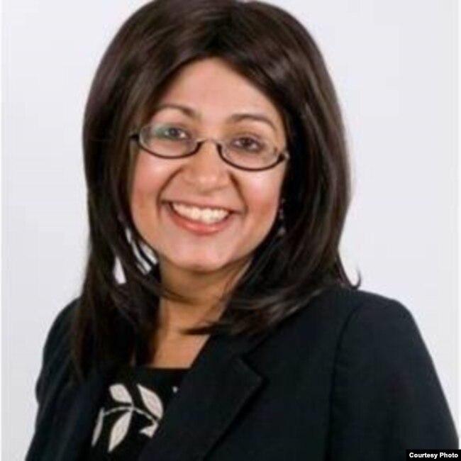 Bà Sujata Dey - Hội đồng người Canada.