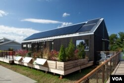 Washington: Solarni dekatlon donosi nove ideje