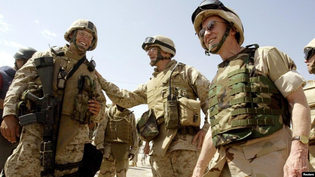 ВВС США нанесли удар по террористам в Ливии