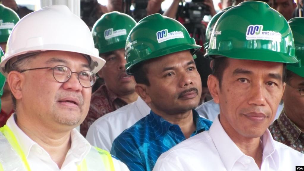 Proyek Pembangunan Mrt Jakarta Resmi Dimulai