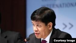 Đại sứ Việt Nam Nguyễn Quốc Cường nói rằng Việt Nam muốn làm việc với Mỹ và các đối tác khác để hoàn tất TPP sớm nhất có thể.