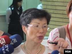 台灣陸委會主委張小月