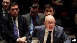 Ruski ambasador u UN Vasilij Nebenzija