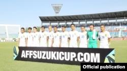 Tim Malaysia untuk AFF Suzuki Cup 2016.