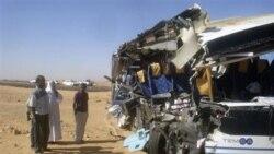 کشته شدن ۸ گردشگر آمریکایی در مصر