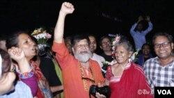 Shahidul alam freed