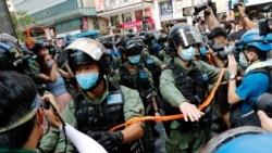 香港警方首引國安法封鎖網站 學者指條例含糊或有災難性發展