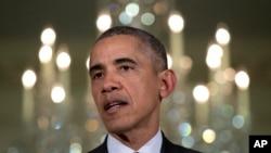 Rais Barack Obama wa Marekani.