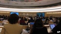 Geneva: Shirkii Xuquuqda Aadamaha ee Somalia oo dhamaaday