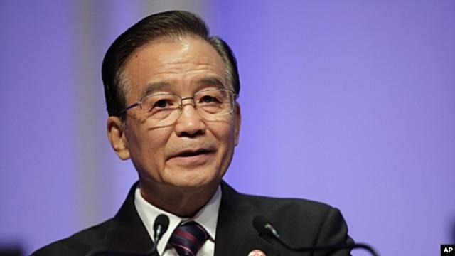 China's Premier Wen Jiabao (File)