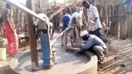 Community projects in Zimbabwe