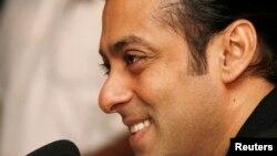 Bintang Bollywood Salman Khan akan diadili atas kasus tabrak lari (foto: dok).