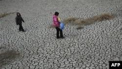 Trung Quốc đang trải qua cơn khô hạn nghiêm trọng nhất trong vòng 60 năm