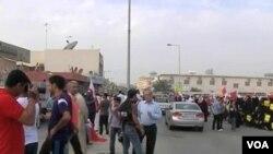 巴林反政府示威