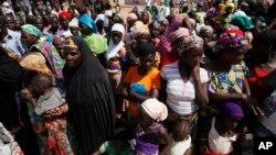 'Yan gudun hijira sandiyar hare-haren 'yan Boko Haram