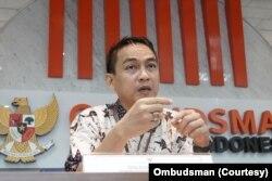 Anggota Ombudsman Hery Susanto. (Foto: Ombudsman)
