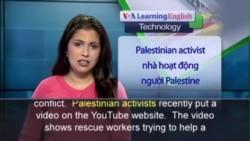 Anh ngữ đặc biệt: Gaza Media (VOA)