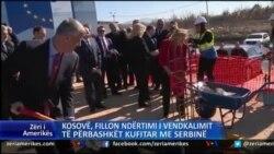 Vendkalimi kufitar mes Kosovës dhe Serbisë