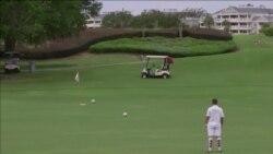 哈维虽过 伤痛难愈合;美国工人求职面临重大条件转变;亲民有趣的足式高尔夫球赛