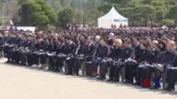 朴槿惠敦促金正恩结束挑衅行动