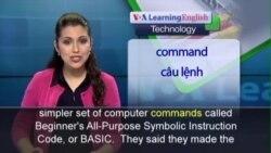 Anh ngữ đặc biệt: BASIC 50th (VOA-Tech)