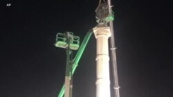 Продолжува отстранувањето споменици низ САД