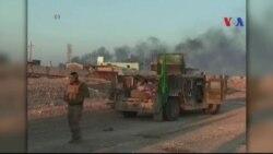 Binh sĩ Iraq tiếp tục chiến đấu để giành lại Ramadi