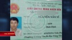 Một ngư phủ Việt kêu cứu từ trại giam Indonesia