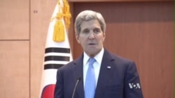 Kerry: US 'Not Even Close' to Resuming N. Korea Talks