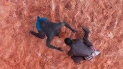 Sport avec Yacouba: les lutteurs sénégalais repartent dans les arènes