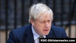 Waziri Mkuu Boris Johnson